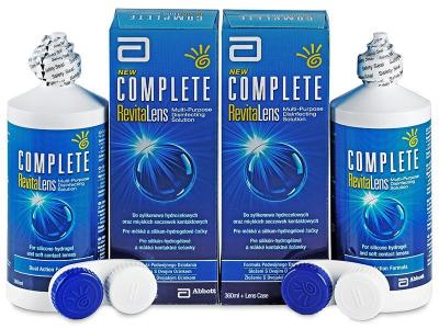 Разтвор Complete RevitaLens 2x360ml