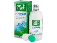 снимка - Разтвор OPTI-FREE PureMoist 300 ml
