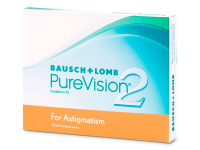 снимка - PureVision 2 for Astigmatism
