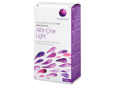 Разтвор All In One Light 100 ml