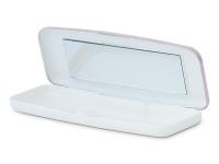 снимка - Кутийка за ежедневдни лещи - розова