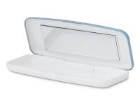 снимка - Кутийка за ежедневдни лещи - синя