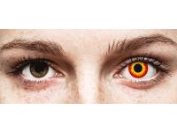 ColourVUE Crazy Lens - Wildfire - без диоптър (2 лещи)