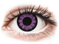 снимка - ColourVUE BigEyes Ultra Violet - без диоптър