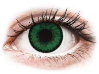 снимка - SofLens Natural Colors Emerald - без диоптър