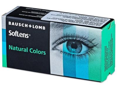 SofLens Natural Colors Pacific - с диоптър (2 лещи)