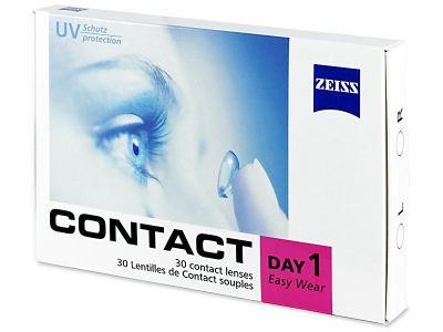 Carl Zeiss Contact Day 1 (30 лещи)