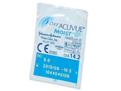 1 Day Acuvue Moist (1леща)