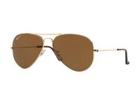 снимка - Слънчеви очила Ray-Ban Original Aviator RB3025 - 001/57 POL