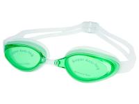 Очила за плуване - зелени