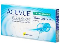 снимка - Acuvue Oasys for Presbyopia