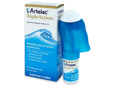 Artelac TripleAction 10 ml