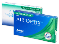 снимка - Air Optix for Astigmatism