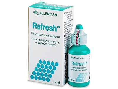 Капки за очи Refresh 15 ml