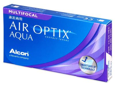 Air Optix Aqua Multifocal (6лещи)