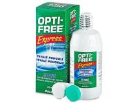 снимка - Разтвор OPTI-FREE Express 355 ml