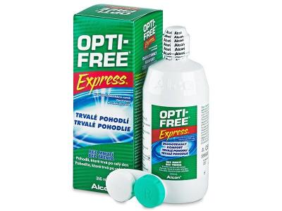 Разтвор OPTI-FREE Express 355 ml