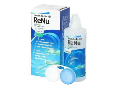 Разтвор ReNu MultiPlus 120 ml