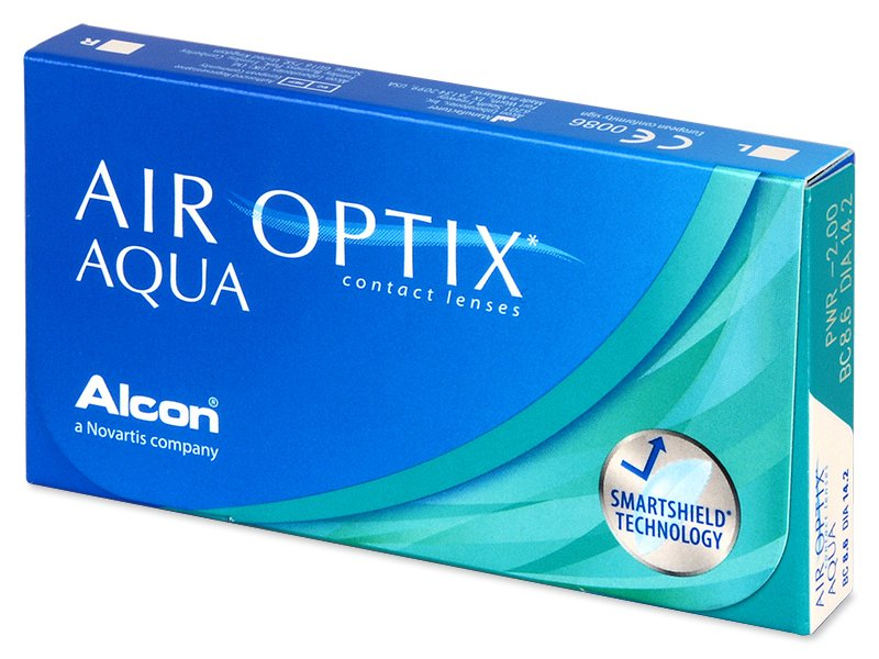 Air Optix Aqua (6 лещи)