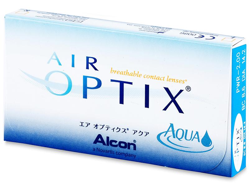 Air Optix Aqua (6лещи)
