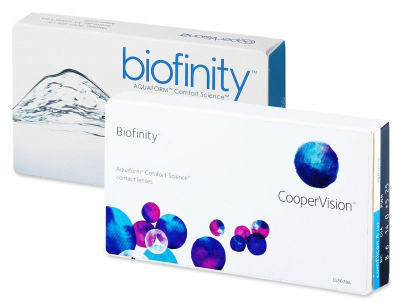Biofinity (3лещи)