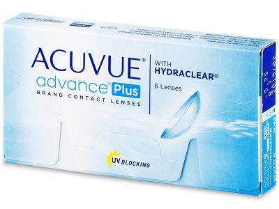 Acuvue Advance PLUS (6лещи)