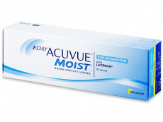 1 Day Acuvue Moist for Astigmatism (30 лещи)